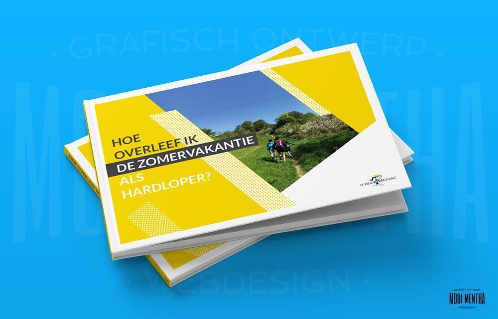 Cover Zomervakantie e-book