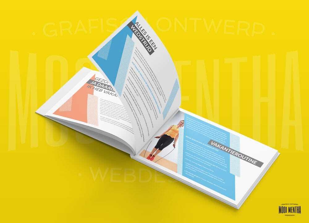 Binnenwerk Zomervakantie e-book