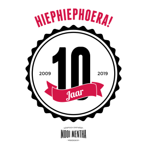 10 jaar MooiMentha!